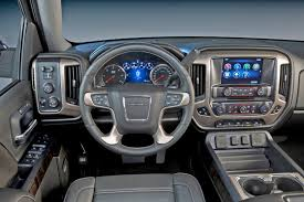 GMC Sierra Denali Makes Ward's 10 Best Interiors List - PickupTrucks ...