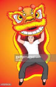 1share barongsai adalah tarian tradisional china dengan menggunakan sarung yang menyerupai singa. Chinese Dragon Dance Barongsai Clipart Images