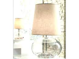 extra large table lamps lamp shades modern various glass colours for the range