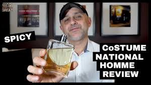 <b>CoSTUME NATIONAL Homme</b> Review + Full Bottle USA Giveaway ...