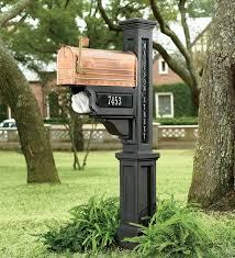 aluminum mailbox post. Aluminum Mailbox Post L
