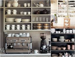Kitchens With Open Shelving Kitchen Amazing Kitchen Shelf Ideas Wall Shelf Ideas Home Depot