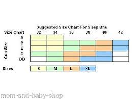 Medela Night Maternity Breast Feeding Nursing Sleep Bra