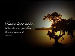 Hope Quotes Wallpapers - Top Free Hope ...