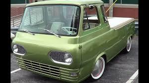 1962 Ford E100 Street Rod - YouTube