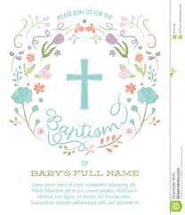 baptism card template baptism christening first holy communion invitation template with