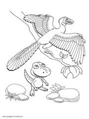 Free printable coloring pages for toddlers. 108 Dinosaur Train Coloring Pages Free Printable Pictures
