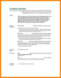 Recently Graduated Resume 8 Recent Graduate Resume Examples Wsl Loyd