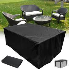 cover for outdoor furniture. Covers Outdoor Furniture. Waterproof Furniture Dust Garden Patio Shelter Sun Rain Protection Cover For