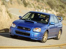 Subaru WRX 2003: Review, Amazing Pictures and Images – Look at the car