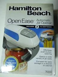 hamilton beach 76606za smooth touch can opener best can opener hamilton beach 76606za