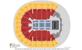 Pinnacle Bank Arena Events And Seating Nashville Row Omaha
