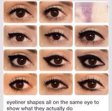 eyeliner guide