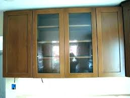 exotic cabinet door inserts glass doors arched hutch diy kitch