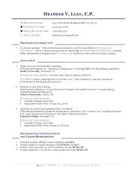 Resume For Career Change Resume Templates