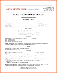 Resume For Job Resumes Application Doc Template Teaching Fresher