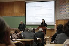 Поздравляем Н Л Печникову с удачной защитой кандидатской диссертации