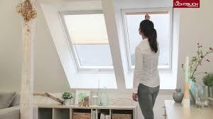 Dachfenster Plissee Haftfix Sonnenschutz Ohne Bohren Mit Saugnapf