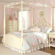 decoration: Interior Remarkable Full Size Princess Canopy Bed For ...