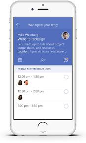 Microsoft Invitation Invite The Easiest Way To Organize Meetings On The Go Microsoft