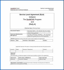 Free Service Contract Template Free Editable Service Contract Template Templateral