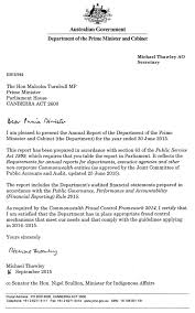 Letters Of Transmittal Letter Of Transmittal Department Of Prime Minister And