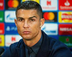 Even those who do not follow soccer know who he is. Cristiano Ronaldo S Haircuts Through The Years From New Shave To Blond Streaks Top Knot And Toilet Brush
