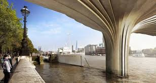 Small Picture Construction contract signed for Londons Garden Bridge Bridge