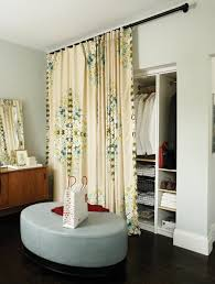 image mirrored closet. Closet-curtains Image Mirrored Closet