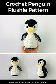 Penguin Crochet Pattern New Ideas