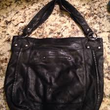 b makowsky black leather handbag handbag ideas
