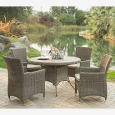 round outdoor dining sets stunning all weather wicker patio furniture dining set latest deals patio