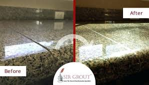 brainy resealing granite countertops and how