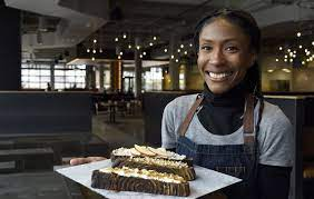 Krystal Mack to assist D.C. pastry chef at Iconoclast Dinner Experience -  Baltimore Sun