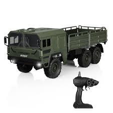 <b>helifar HB</b>-<b>NB2805</b> 1/16 Electric 2.4GHz Six-wheel Drive Military RC ...