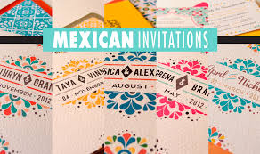 mexican wedding invitations. mexican wedding invitations. ideas and inspirations invitations a