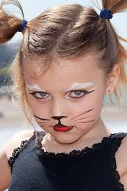 simple cat design perfect for those children that are impatient and won t sit still for long facepainting
