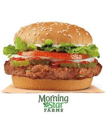 morningstar veggie burger