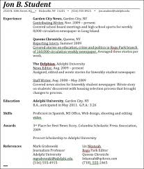 listing education on resume examples listing education on resume best resume collection