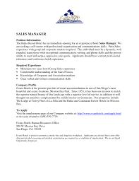 Hotel General Manager Cover Letter Hvac Cover Letter Sample