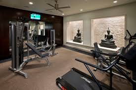 ideas for home gym decorating home gym contemporary with natural