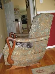 goose neck rocking chair antiques tennessee gooseneck rocker vintage