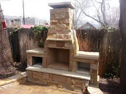 image of best outdoor chimney fireplace