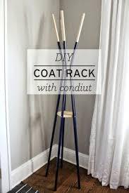 Diy Coat Rack Ideas How To Build A Coat Rack Diy Coat Rack Shelf rroomme 25