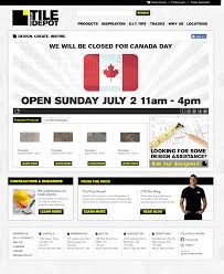 Designer Depot Mississauga On Factory Tile Depot Competitors Revenue And Employees