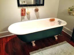 removing cast iron tub bathtub