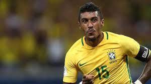 """مـشـعل العتيبي's tweet - """"باولينهو مع منتخب البرازيل : • لعب 56 • ساهم  بتسجيل 23 • سجل 13 • صنع 10 """" - Trendsmap"""