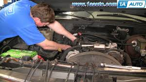 how to install replace spark plug wires chevy gmc vortec 5700 1aauto how to install replace spark plug wires chevy gmc vortec 5700 1aauto com