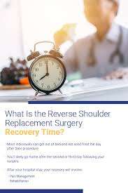 expect after your shoulder replacement