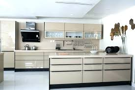 tan painted kitchen cabinets. Tan Kitchen Cabinets Modern Gloss Cabinet Polished With Glass Front . Painted D